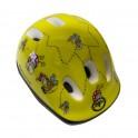 Cyklo přilba MASTER Flip - S - žlutá
