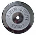 ACRA chrom 15kg - 30mm