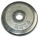 ACRA chrom 2,5kg - 30mm