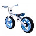 Odrážedlo JD BUG Training Bike nafukovací kola - modré