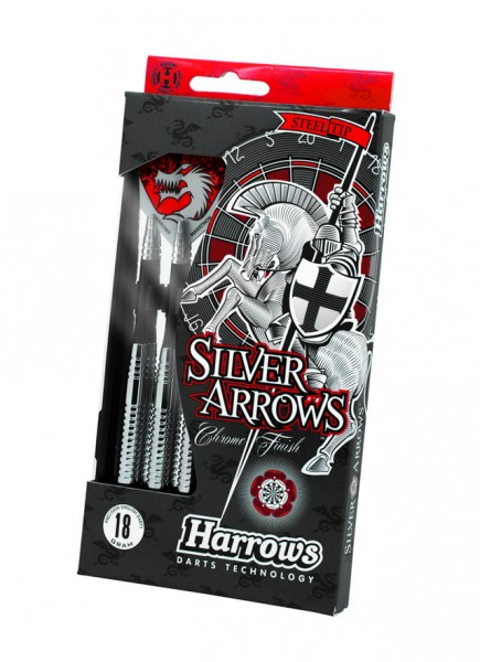 HARROWS STEEL BRISTOW SILVER ARROW 18 g