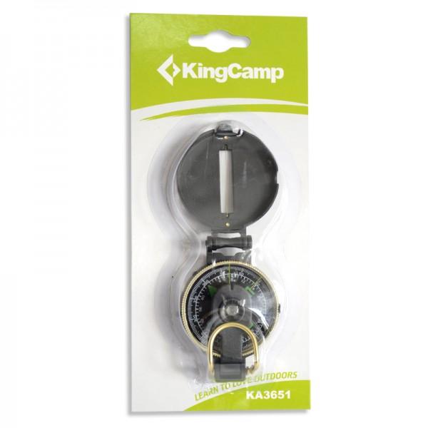 Kompas (buzola) KING CAMP vojenská I