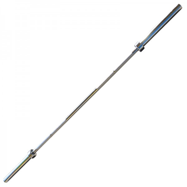 Vzpěračská tyč olympijská rovná - 220 cm do 680 kg