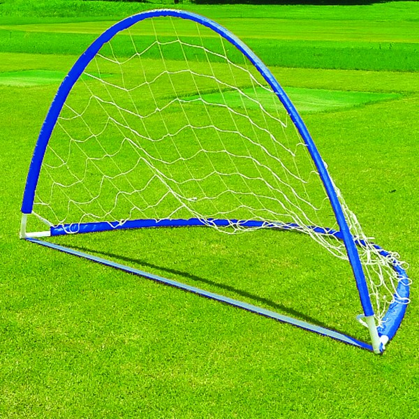 Fotbalová branka skládací 160 x 80 x 80 cm