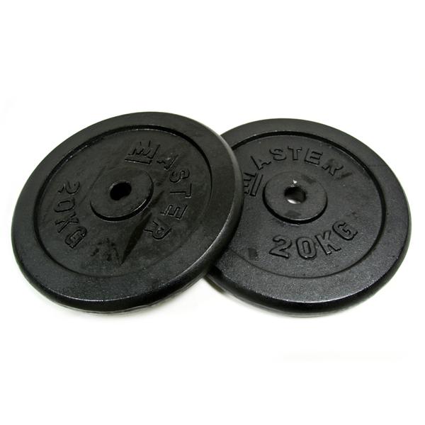 Kotouč 20 kg kov (pár)