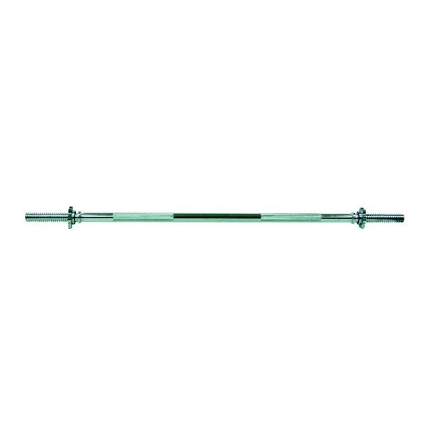 Vzpěračská tyč MASTER rovná - 200 cm