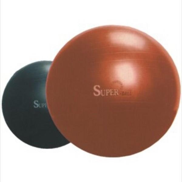 Gymnastický míč SUPER BALL průměr 65 cm - stříbrný