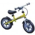 Dětské odrážedlo SPARTAN Training Bike - červené