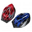 Cyklo přilba SPARTAN Tour - L červená
