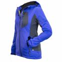 Dámská outdoor bunda   Bolly - fialová - XL