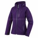 Dámská outdoor bunda   Bonnie - fialová - L