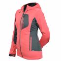 Dámská outdoor bunda   Bolly - růžová - L