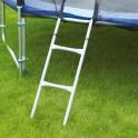 Schůdky k trampolíně 366 cm