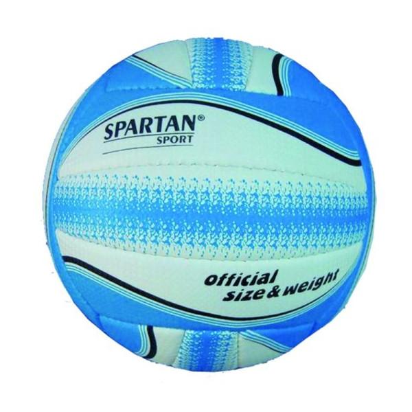 Volejbalový míč SPARTAN Beach Champ - modrý