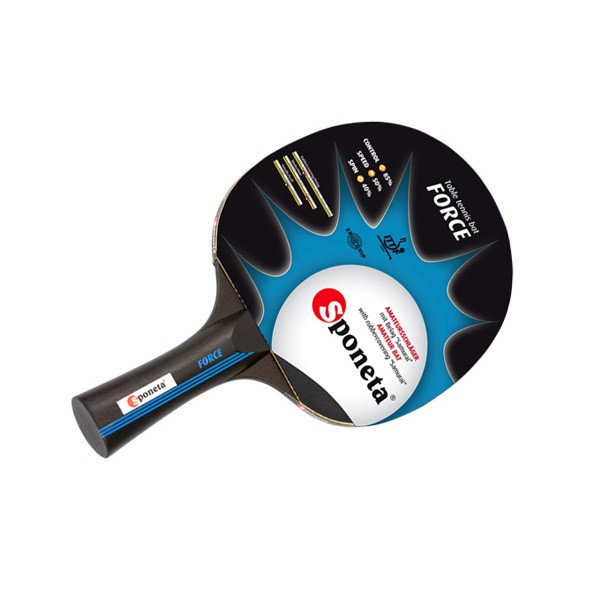 Pálka na stolní tenis SPONETA Force