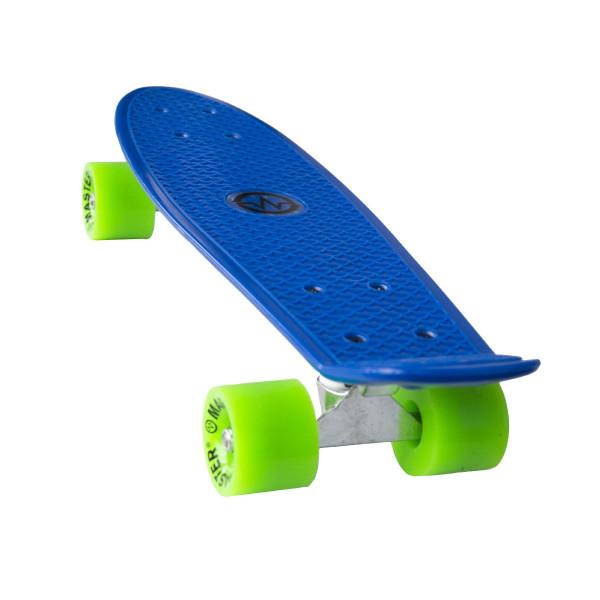 "Plastik Penny Board MASTER 22"" - modrý"