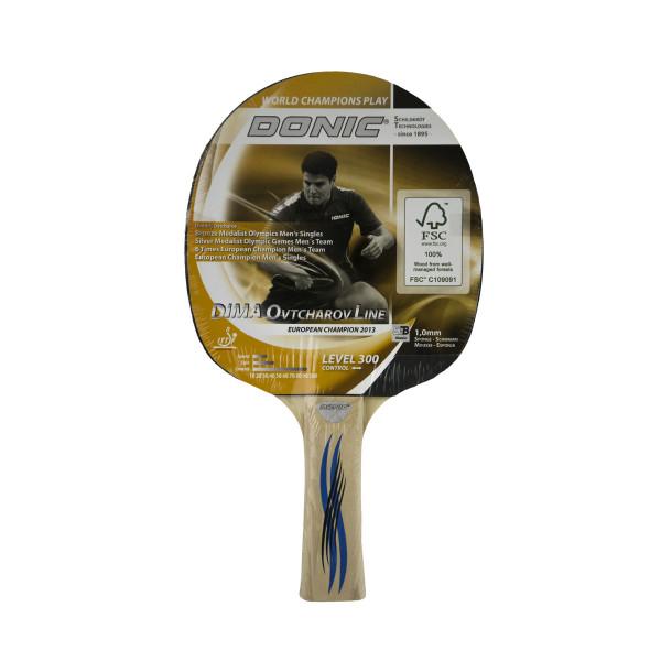 Pálka na stolní tenis DONIC Ovtcharov 300 FSC