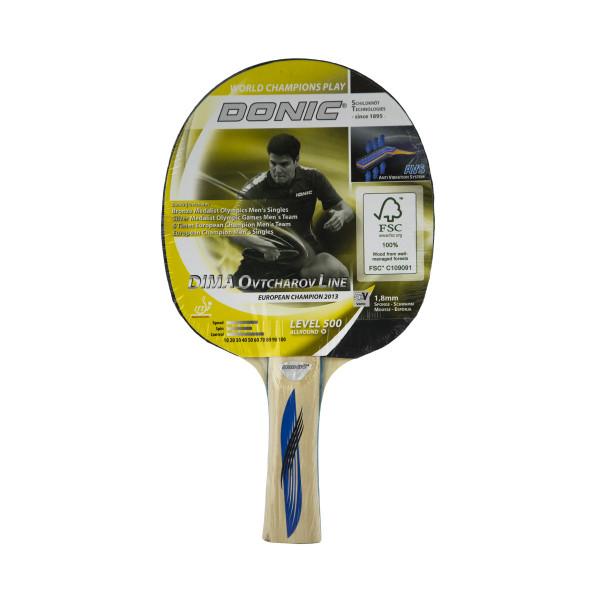 Pálka na stolní tenis DONIC Ovtcharov 500 FSC