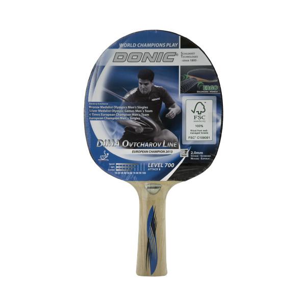 Pálka na stolní tenis DONIC Ovtcharov 700 FSC