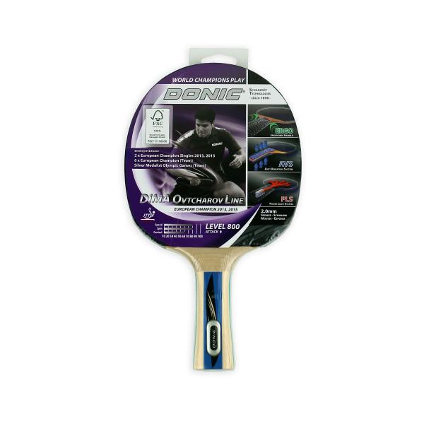 Pálka na stolní tenis DONIC Ovtcharov 800 FSC