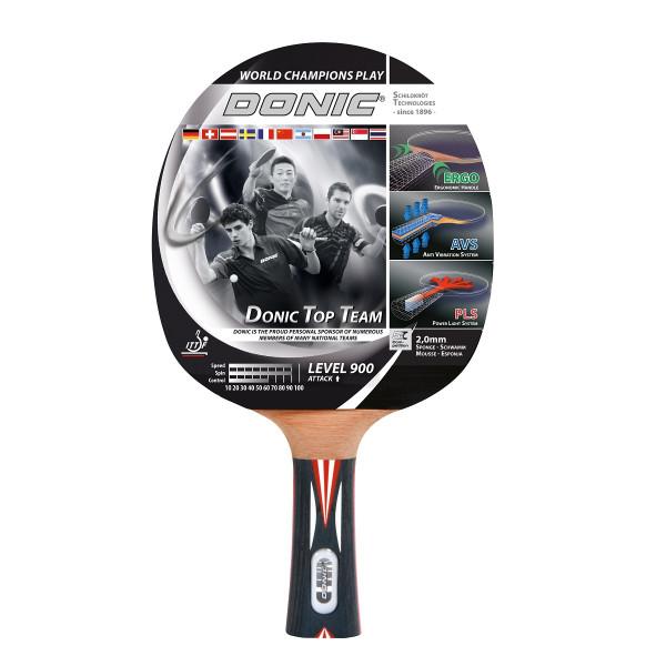 Pálka na stolní tenis DONIC Top Team 900