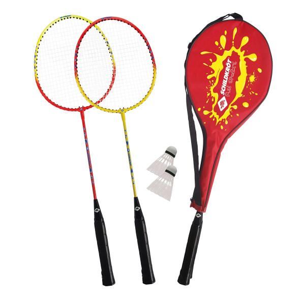 Badmintonový set SCHILDKROT - 2 hráči