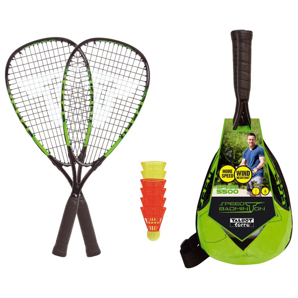 Speed badmintonový set TALBOT TORRO Speed 5500
