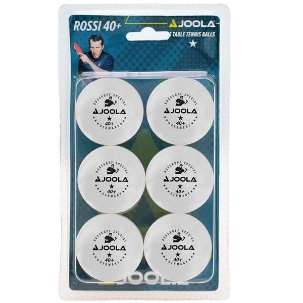 Míčky na stolní tenis JOOLA Special * - bílé 6ks