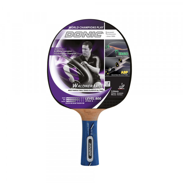 Pálka na stolní tenis DONIC Waldner 800