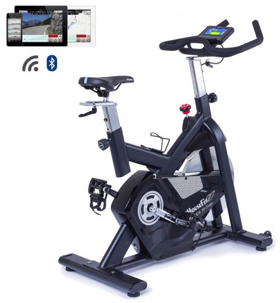 Cyklotrenažér Housefit RACER 70 iTrain + zajištění servisu u Vás doma + PRODLOUŽENÁ ZÁRUKA 60 MĚSÍCŮ