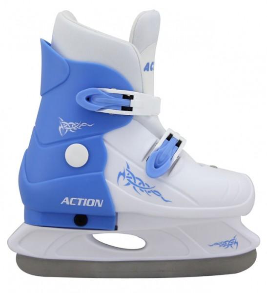 ACRA H713 Hokejové brusle roztahovací dětské - vel.29-32
