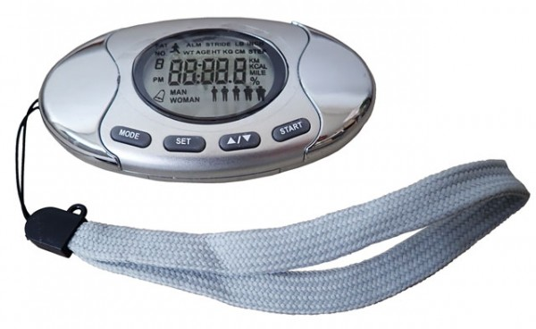 ACRA LTH7 Multifunčkní krokoměr - pedometer s měřením tělesného tuku
