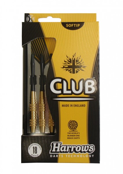 HARROWS SOFT CLUB BRASS 18g